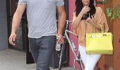 Kim Kardashian enceinte?  Visible bosse de bébé dépend de sa tenue (Photos)