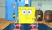 Dîner, 1990 Dessins animés, et des caractères pour Facebook: Spongebob Squarepants & Krabby Galettes