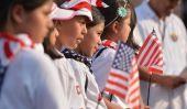 Aloe Blacc «Wake Me Up 'Vidéo touche le cœur du débat sur l'immigration aux États-Unis