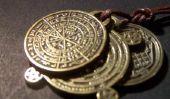Fourni une amulette avec photo - comment il a fait