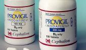 Nouvelle pilule Pep Drug Modafinil touchant les élèves Sleepy et des travailleurs du monde