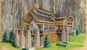 Conception Log Homes