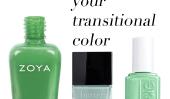 Vert: Le meilleur ongles Transitional