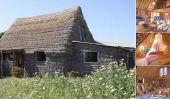 Awesome maison de paille