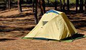 Atténuer la chaleur dans la tente - de sorte réussit de