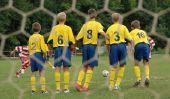 4-4-2 gamme - avec un tel succès que les tactiques de football