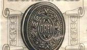Le Oreo a 100 ans!  Leur annonce Evolution d'hier à aujourd'hui (Images)