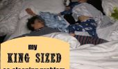 Pourquoi un lit king-size Makes Habitudes Pire co-sleeping