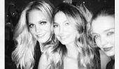 25 Twitpics du Week-end Glam stars de Los Angeles, Londres, Paris Gangham style!
