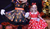 "Halloween Costume de Disney Store ""Bootique"" Goes Hollywood"
