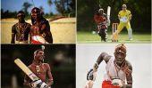 Les Guerriers Maasai Cricket