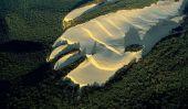 Voyager dunes de sable de l'île Fraser