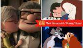 Saint Valentin: 18 les plus mémorables de Disney Bisous - en action (GIF!)