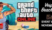 Grand Theft Auto en ligne Beach Bum Mise à jour: Vespucci Beach Party commence aujourd'hui