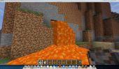 Minecraft: Lava infiniment produire - comment cela fonctionne:
