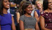 Happy Birthday, Sasha Obama!  Voici 13 choses que nous avons appris à l'âge 13