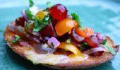 Grape Salsa: un facile Favorite pour les Parties enfants ou un Goûter