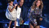 Bleu Ivy Carter 2015 bébé Nouvelles: Jay-Z, Beyonce et tachetées Embarquement hélicoptère dans les Hamptons