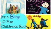 C'est un garçon!  10 enfants de Fun Book thèmes pour votre baby shower (Photos)