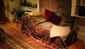 De Rockstars au Dalaï Lama: Inspiration Creative pour les choix de tapis
