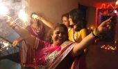 Ces superbes photos de célébrations du Diwali feront de votre cœur se sent bien