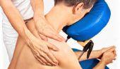 Utilisez chaise de massage Salon de style de Aldi correctement