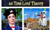 12 raisons de Mary Poppins Peut être secrètement un Doctor Who Seigneur du Temps