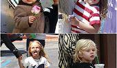 Ecosse, sept, et sweetheart: Celebrity enfants et leurs inhabituels Moyen Noms (Photos)
