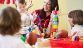 Education à la maternelle - donc vous êtes les éducateurs