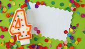 Pour votre anniversaire, je vous souhaite ... - donc vous fais textes de félicitations uniques