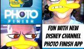 Funny Photo Montage avec Terminer Photo App Disney Channel