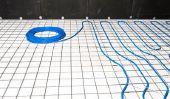 Identifier et calculer la consommation d'énergie de chauffage par le sol