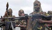 La FOI-2 du Canada Forces Boko Haram Pour désactiver School Girls