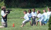 10 Celeb Familles activités préférées d'été