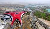 Ferrari World Theme Park à Abu Dhabi