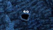 Caractères «Sesame Street» que les tapis.  Nous ne pouvons pas détourner le regard.