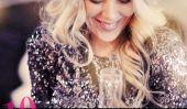 10 Chic et jolie Coiffures de vacances: Inspiration + Tutoriels