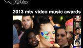 10 mises à jour Outrageously vraie (et certaines rumeurs) à partir de 2013 MTV Video Music Awards