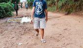 Itinérance Le Village Africain avec mes enfants