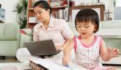 Écrivez comme une baby-sitter un écran - il vous faut payer