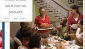 Thanksgiving 2010: Butterball Turquie Recettes, Pie Recettes et Thanksgiving Jeux Trop!