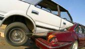 Partiel de la dette, après un accident de voiture - il vous faut payer