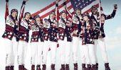 """Jeux olympiques d'hiver 2014 des États-Unis Uniformes de l'équipe: Ralph Lauren pour obtenir la rétroaction Harsh uniforme national """"Tacky '[voir ici]"""