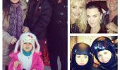 Kyle Richards Et la Family Vacation de Taylor Armstrong Pour Vail!  (Photos)