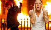 Eminem Marshall Mathers LP 2 Date de sortie, Tracklist & Télécharger fuite: Rapper Mettez Rihanna sur «Le Monstre» parce qu'elle est «Nuts»