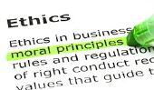 Qu'est-ce que l'éthique?