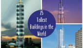 25 plus hauts bâtiments du monde