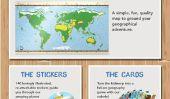 Le Kidsmap: Enfin, il ya un jeu pour amener les enfants enthousiasmés Géographie!