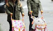 Marion et Tabitha Broderick Spotted à New York!  Plus 8 Top Poussettes Baby Doll (Photos)