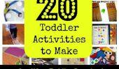 20 Activités pour les tout-petits Bored